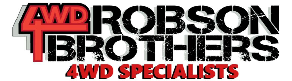 Robson Brothers 4WD Service and Repairs